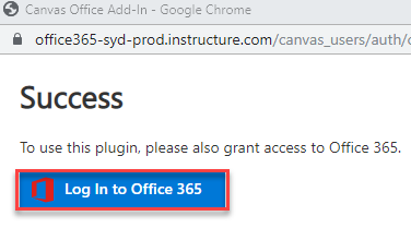 Fig - Login to Office 365