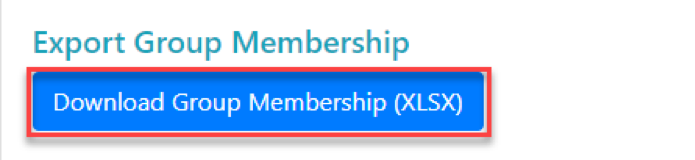 Download Group Membership button.