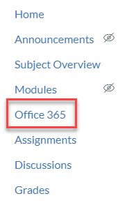Fig - Office 365