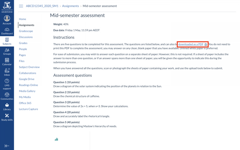 Download attached assignment file